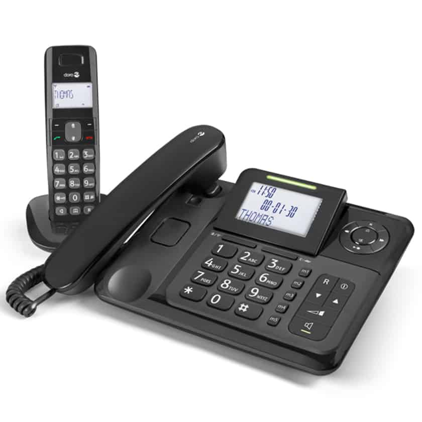 Doro Comfort 4005 Doro Landline In Stock Now At