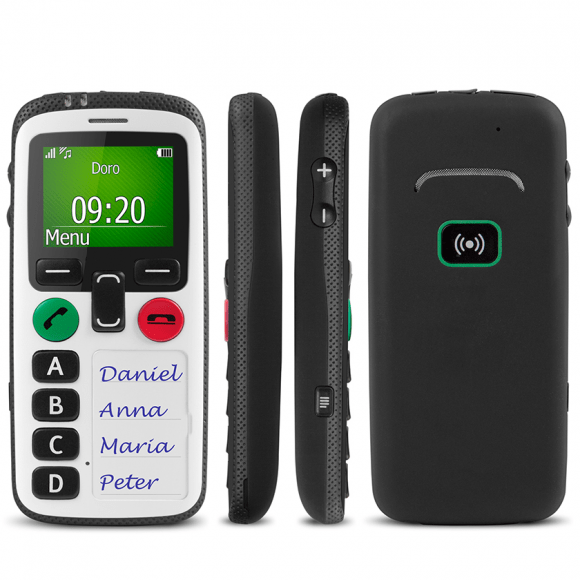 dementia mobile phone