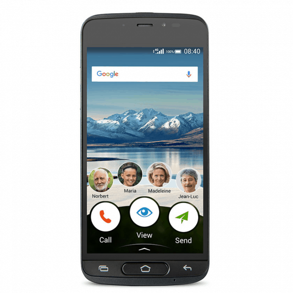 smartphone for elderly