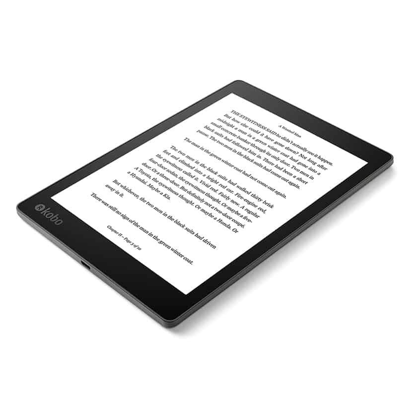 how to read my libarary books on kobo