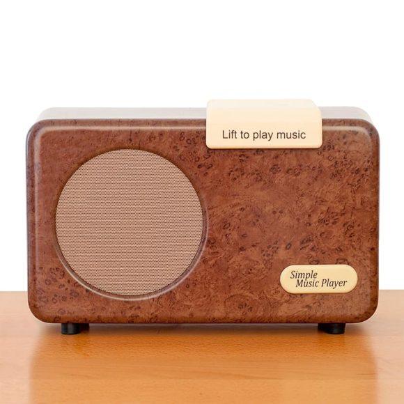 simple music player dementia