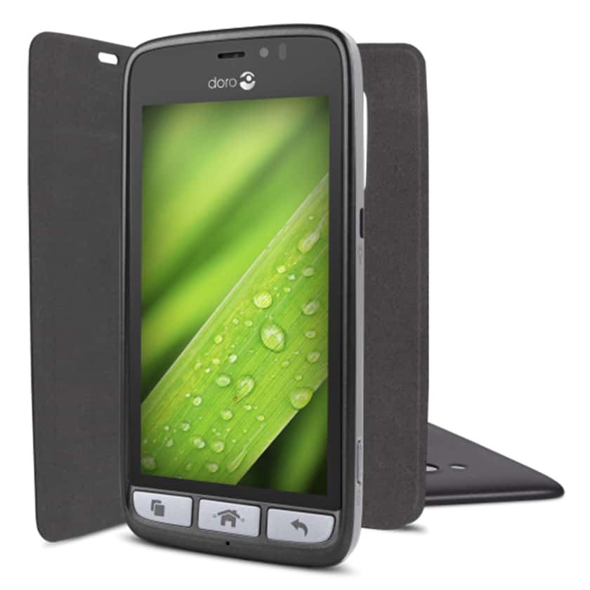 low priced 8edb0 43313 Official Flip Doro 8030 Case - Doro Phone Case | TechSilver [In Stock]