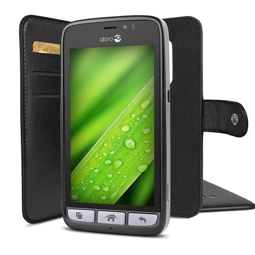 Official Wallet Case Doro Phone Case Doro 8030