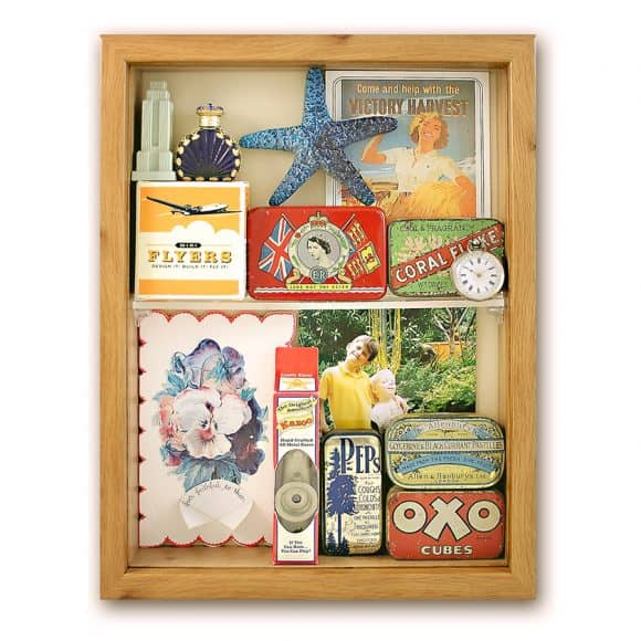 A memory box for Dementia in Beech