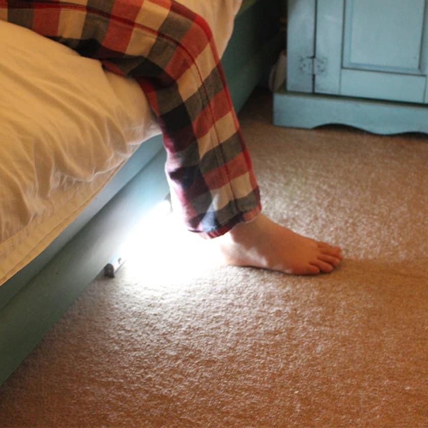 Motion Sensor Night Light Prevent Falls Amongst Elderly