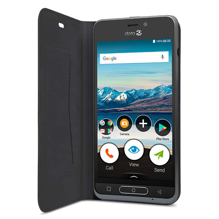 purchase cheap e0aa8 30dbc Official Flip Doro 8035 Phone Case / Cover (Fast Delivery) | TechSilver