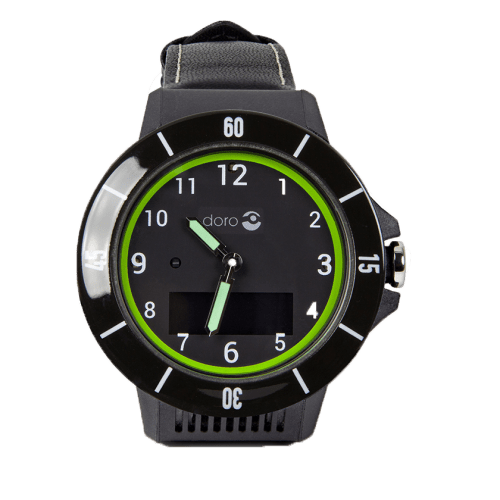 gps tracking watch