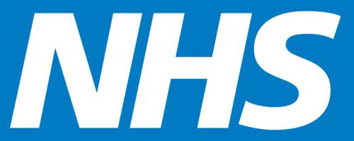 NHS logo - Fall prevention