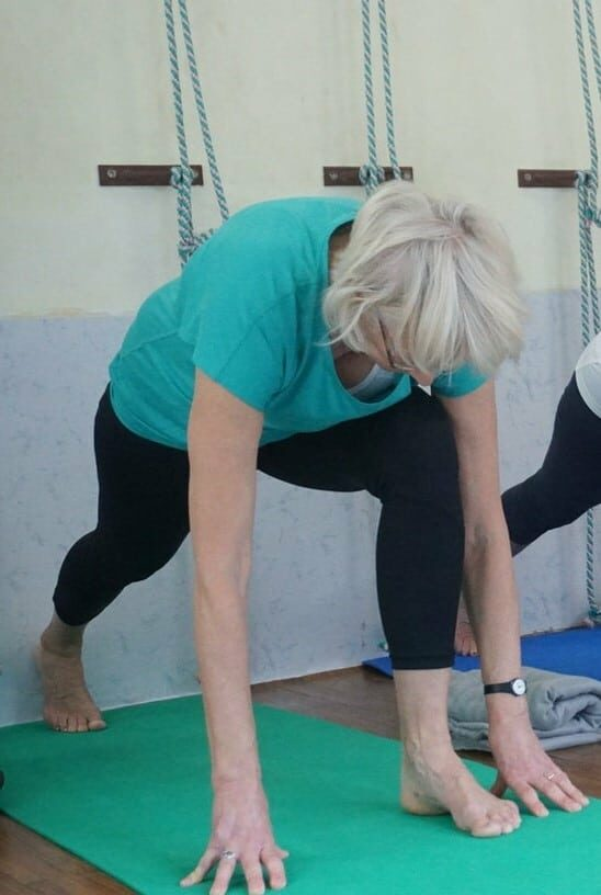 Woman Exercising - Fall Prevention