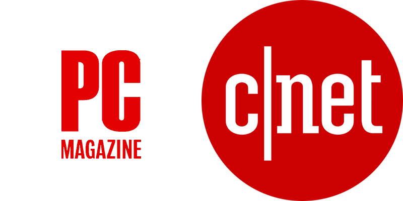 PC Magazine CNET Logos - Fall Detector