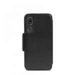 Black 8080 Wallet Case Back View