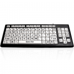 Easy to use Keyboard