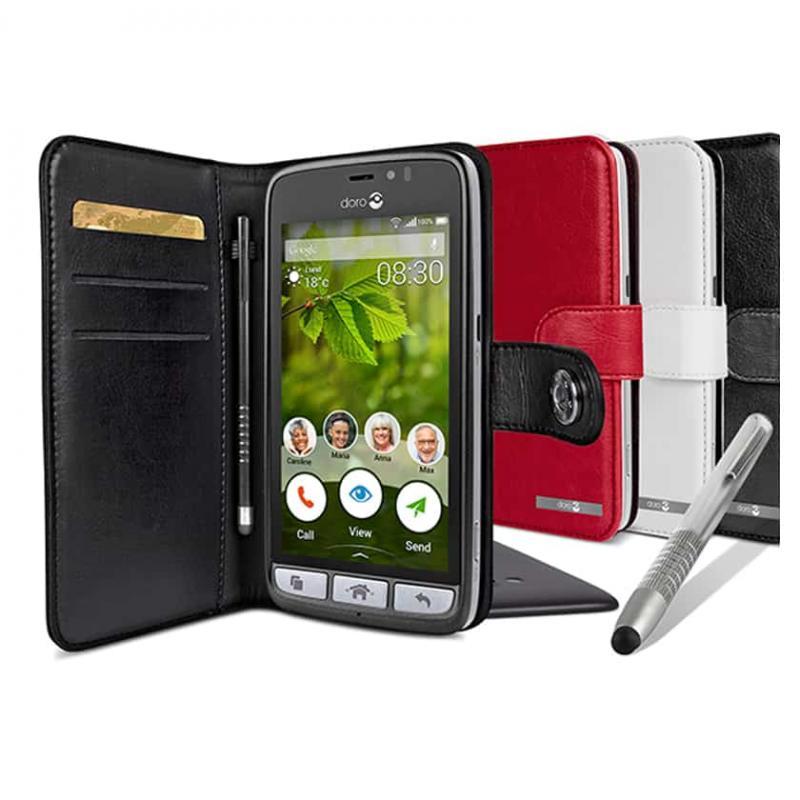 Official Wallet Case (Doro 8030) Doro Phone Case