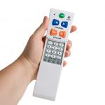 remote control for elderly