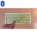 Bluetooth Wireless Large Print Keyboard